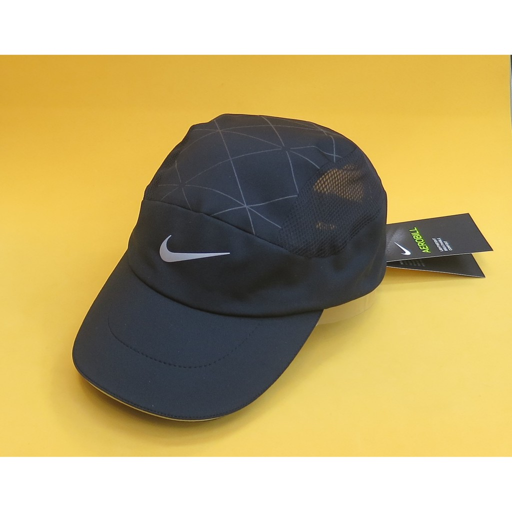 NIKE x FEAR OF GOD AW84 NikeLab x FOG 聯名限量黑色老帽帽子機能 47e93b6e9b92