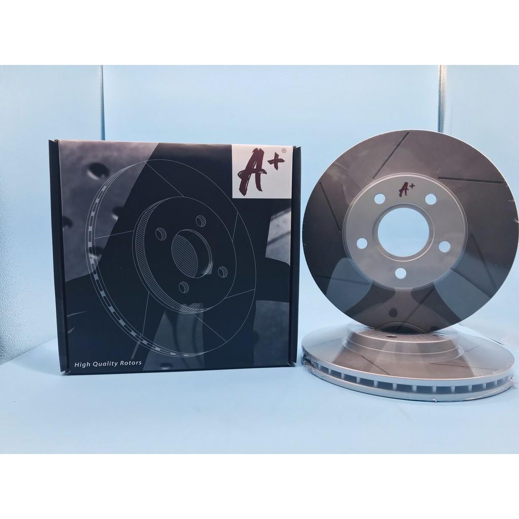 HC車材嚴選  A+制動品牌 頂級防鏽劃線盤  凌志 LEXUS IS200T/GS350 後輪煞車碟盤