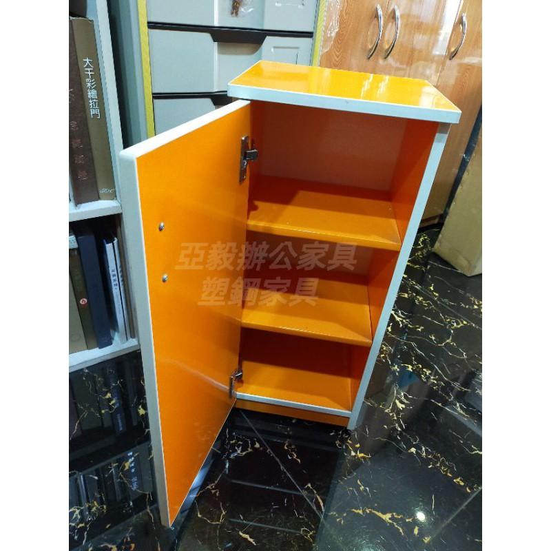 亞毅塑鋼收納櫃塑鋼餐邊櫃二手置物櫃限自取