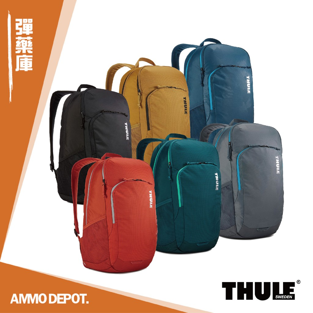 【AMMO DEPOT.】 Thule Achiever Backpack 20L 筆記型電腦背包 TCAM-3116