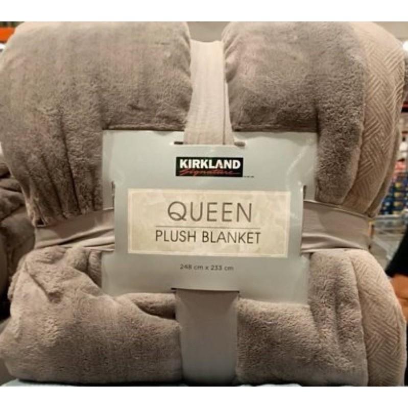 joan下訂區COSTCO 好市多 KIRKLAND 舒適雙人毯