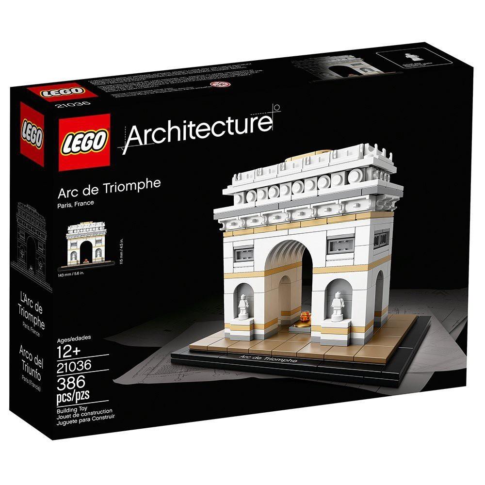 [Yasuee台灣] LEGO 樂高 21036 凱旋門 樂高建築系列 下單前請先詢問