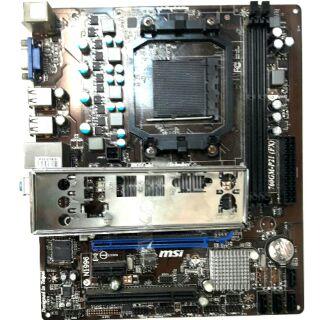 MSI 760GM-P21(FX)主機板 高雄市