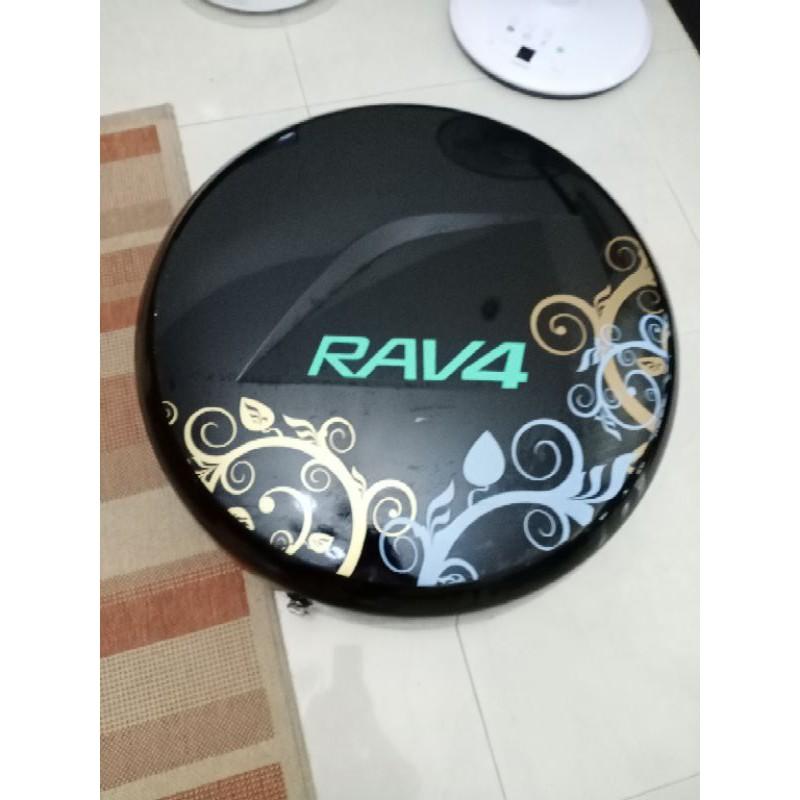 TOYOTA RAV4 備胎蓋 備胎罩 輪胎