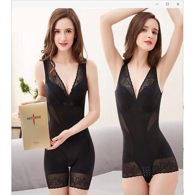美人計 塑身衣 束身衣 正品 產後瘦身衣 美體塑形減肚子  束腹束腰 燃脂  無痕