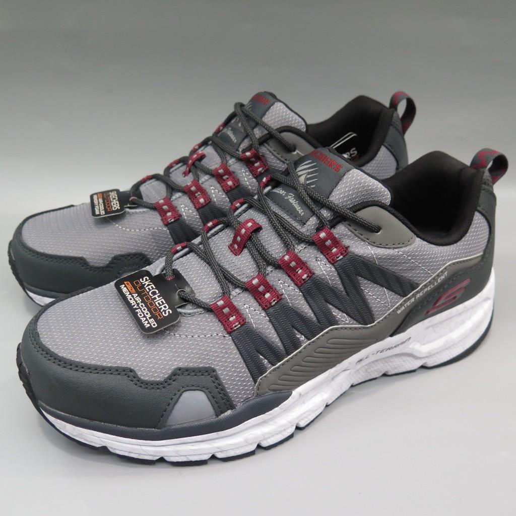 Skechers ESCAPE PLAN 2.0 戶外越野鞋 51926GYRD 男款 深灰【iSport愛運動】