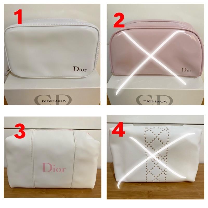 Dior  專櫃正品 化妝包