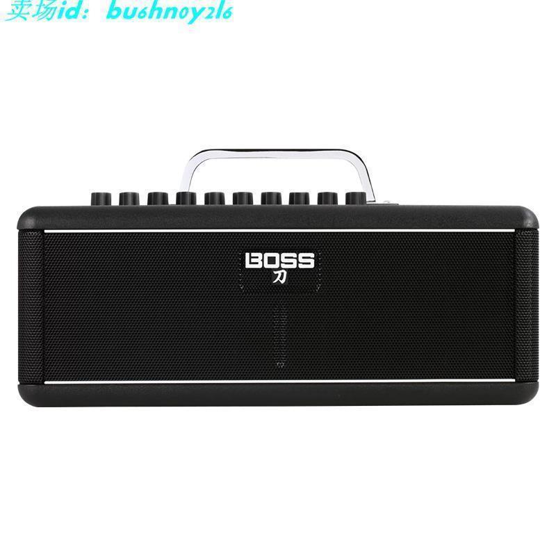 BOSS電吉他音箱KTN-AIR藍牙APP無線發射充電KATANA多效果器ROLAND