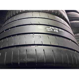超厚 米其林 PSS 305/ 30/ 20 兩條1萬 中古胎 適用於295/ 35/ 20