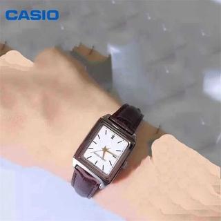 桃園出貨 casio 腕錶Casio經典必敗復古手錶 小方錶 女錶 LTP V007L 卡西歐