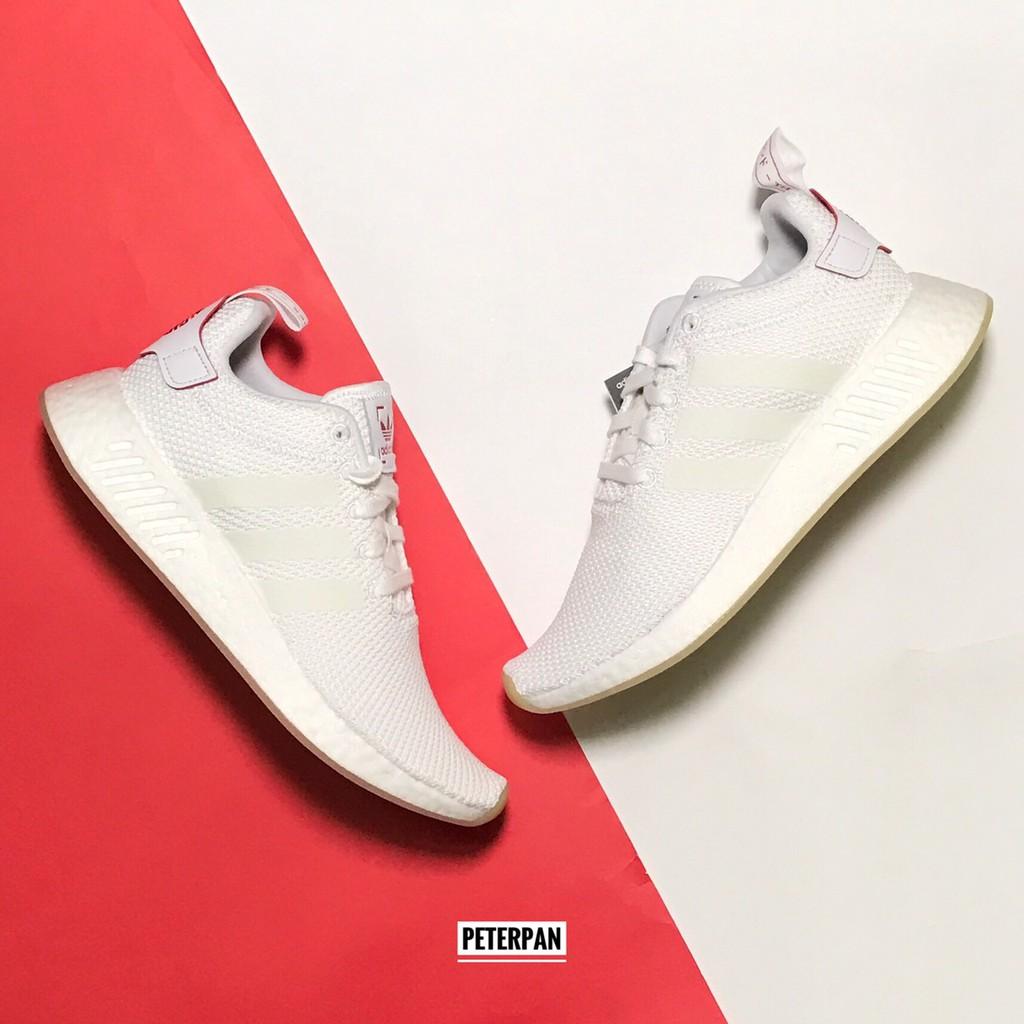 promo code 4bf02 df0a5 Adidas NMD R2 CNY 新年新婚白紅囍 Chinese New Year DB2570【彼得潘】
