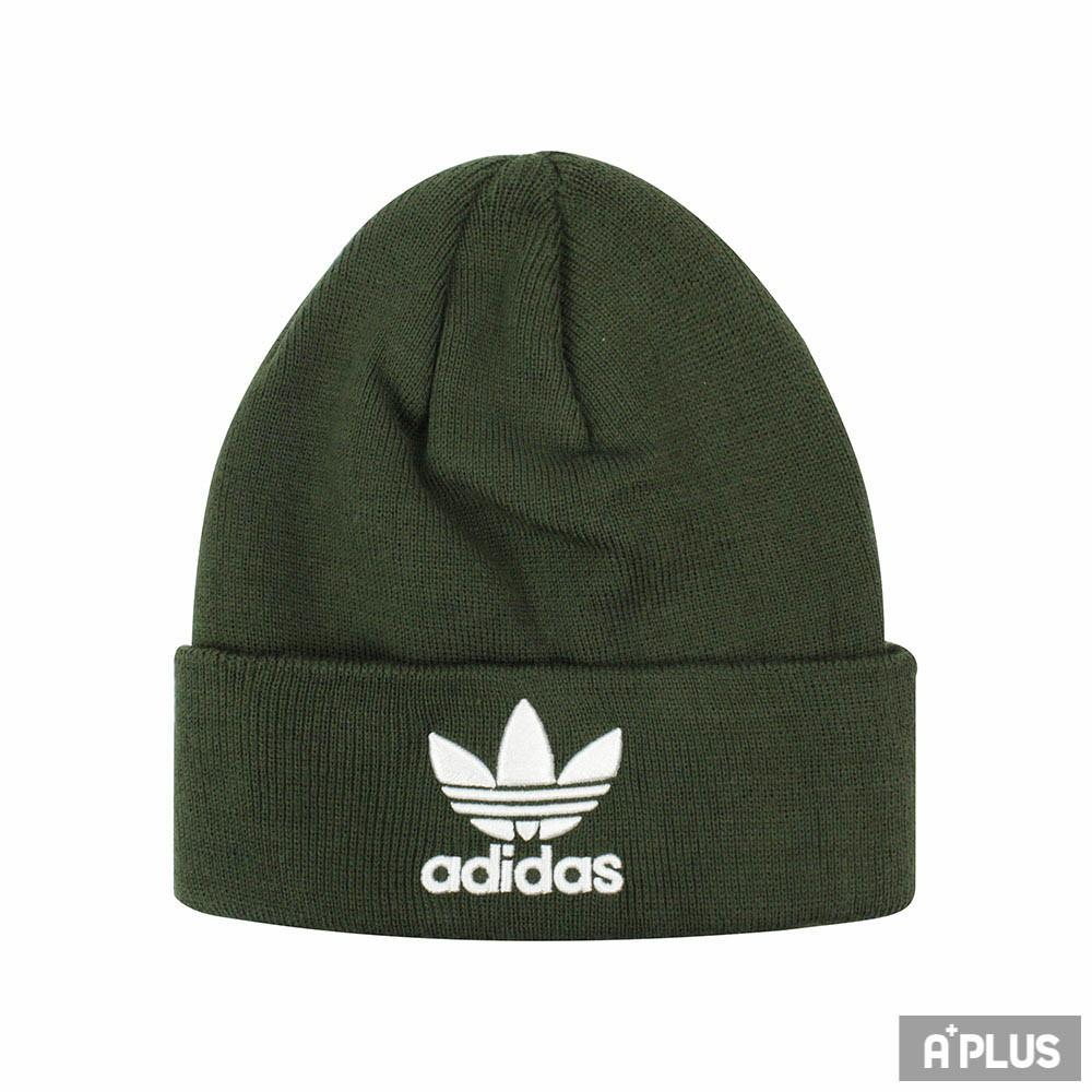 ADIDAS 女 TREFOIL BEANIE 毛帽 - DH4298