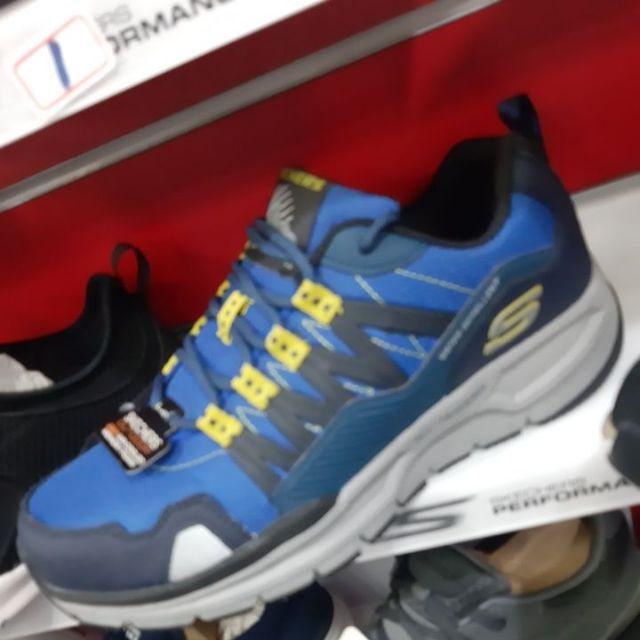 Skechers 男登山鞋原價2990優惠2000元
