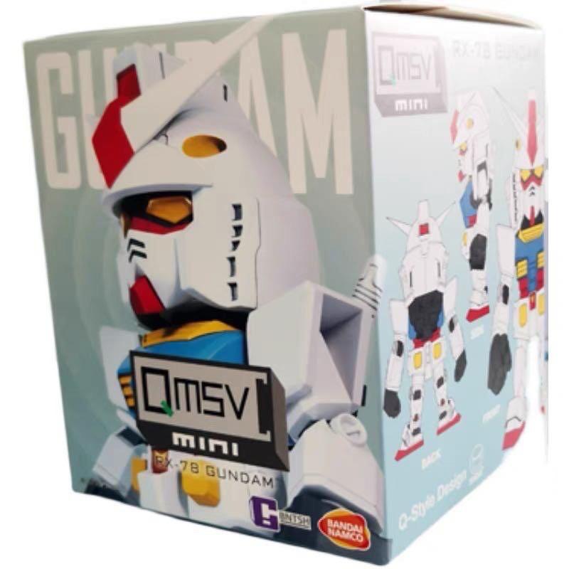 [Qmsv mini]RX-78 GUNDAM 盲盒-popmark
