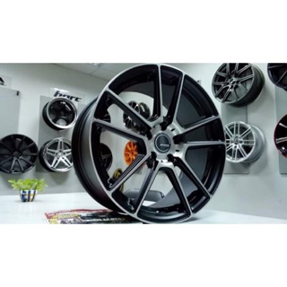 DATA MS03 18吋5/ 112黑車面鋁圈 其他尺寸歡迎洽詢 價格標示88非實際售價 洽詢優惠中