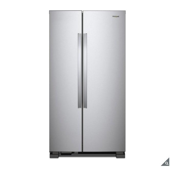COSTCO代購❤免運限量!! 惠而浦 740公升對開冰箱 WRS315SNHM