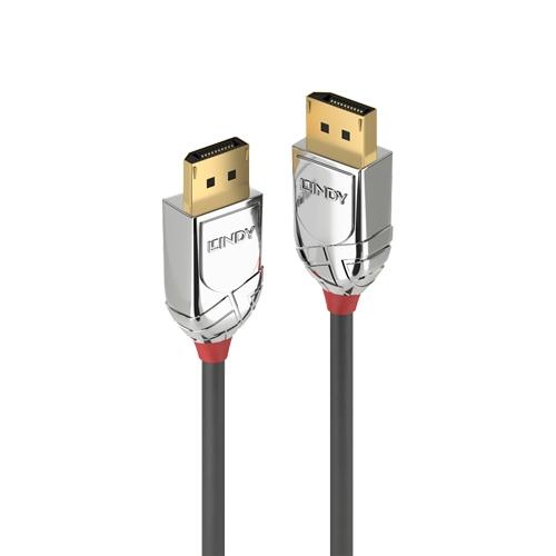 LINDY 林帝 DisplayPort 1.3版 公/公 5M CROMO LINE DP線