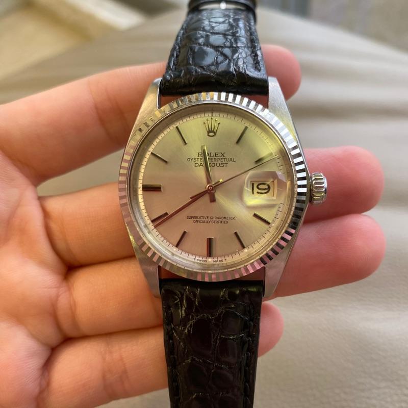 勞力士1603古董錶