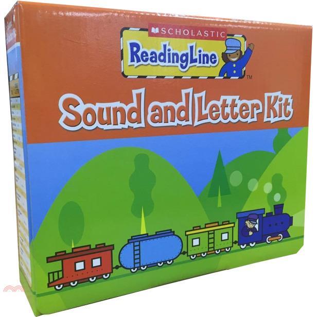 Scholastic ReadingLine : Sound and Letter Kit【三民網路書店】[73折]