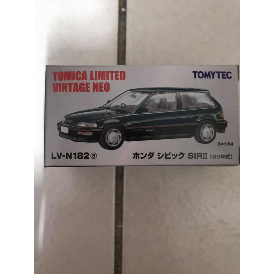 Tomytec LV-N182A  CIVIC SIR II Honda  EF