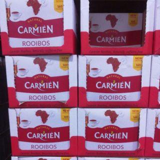 有發票 好市多代購 Carmien 南非國寶茶 博士茶 (2.5g*20小包) 桃園市