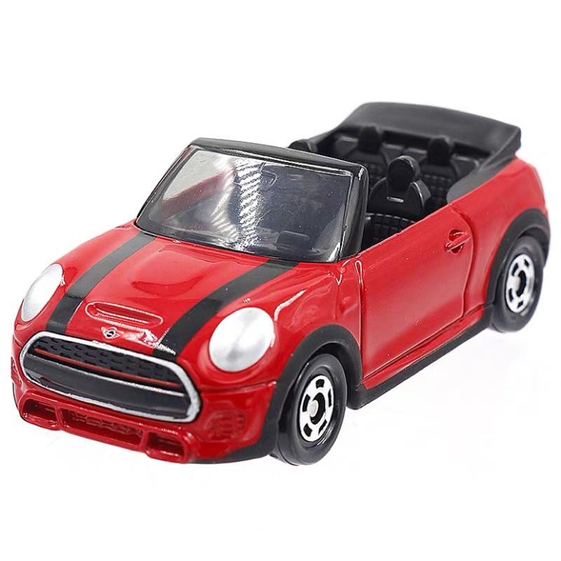 多美卡合金小汽車模型mini cooper敞篷跑車879411