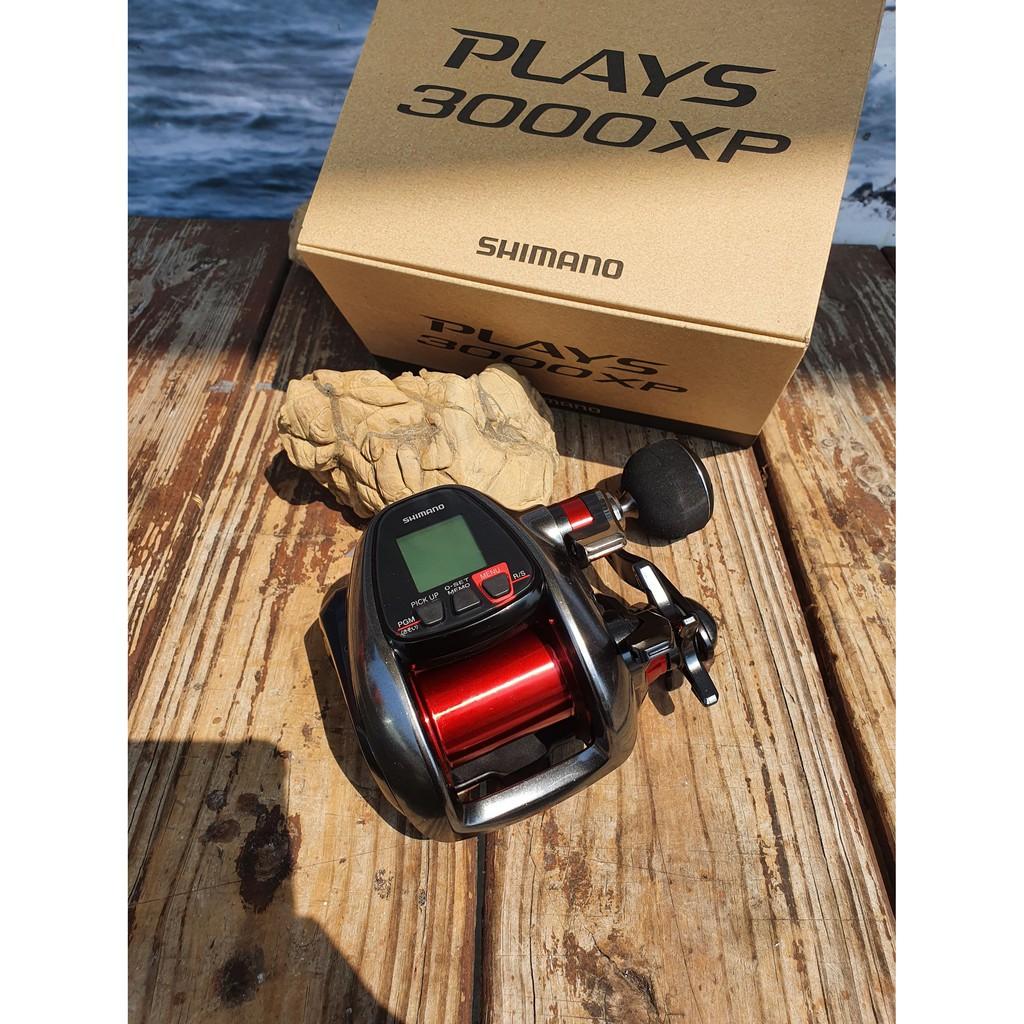 SHIMANO新手入門款 PLAYS 3000XP電動丸到貨,報價9999元,快來啦,很便宜啦!