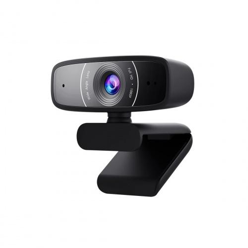 ASUS 華碩 Webcam C3 USB視訊攝影機【GAME休閒館】
