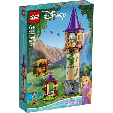 【麥斯與亞當】 LEGO 43187 Rapunzel's Tower