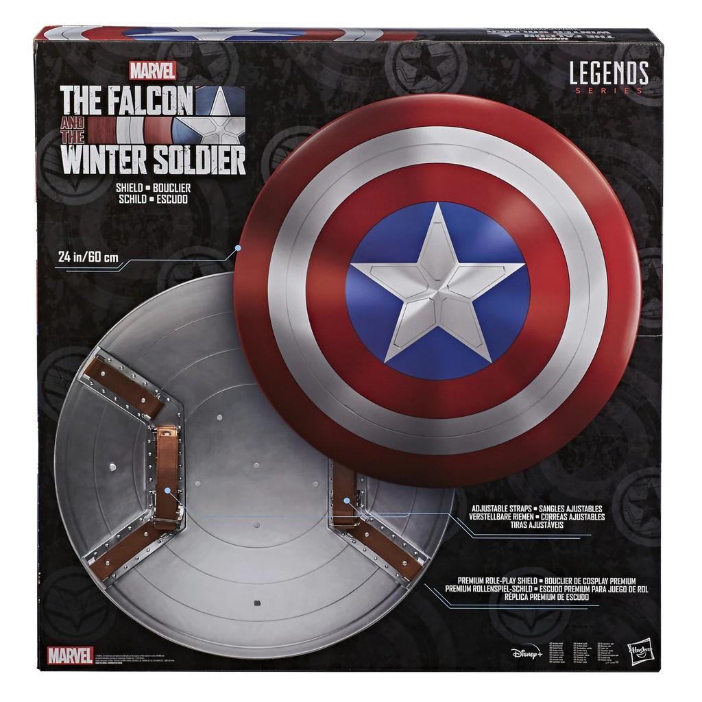 全新現貨 Marvel Legends 漫威 1:1 美國隊長盾牌 終局之戰 獵鷹與酷寒戰士 超取付款免訂金