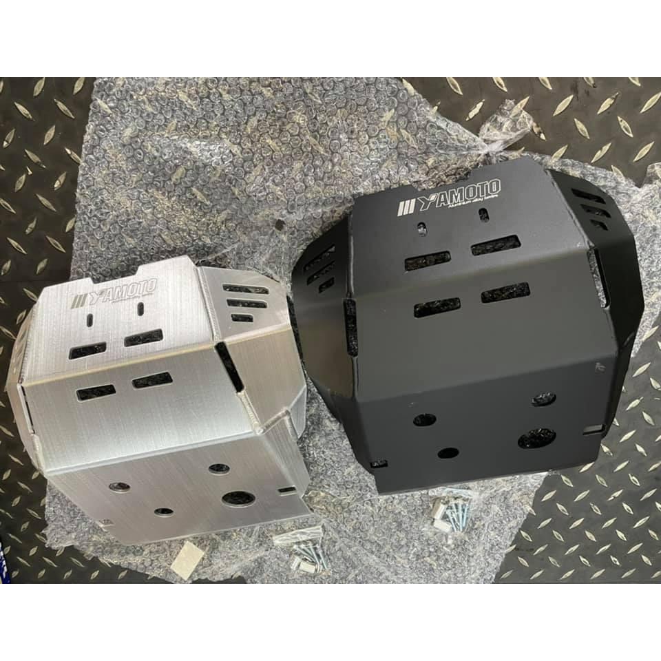 【上元車業】YAMOTO 鋁製引擎下護板 HONDA CRF300L