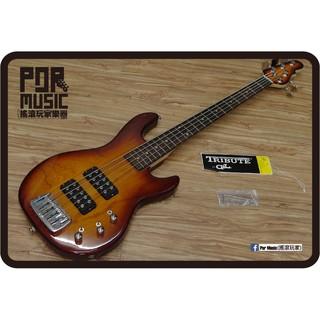 【搖滾玩家樂器】全新 公司貨 G&L Tribute L-2500™ BASS 5弦 電貝斯 HH Leo Fender 台南市