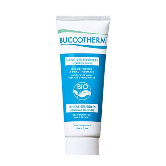 Buccotherm 健口泉-適敏性潔淨兩用牙膏口內膏75ml 可愛婦嬰