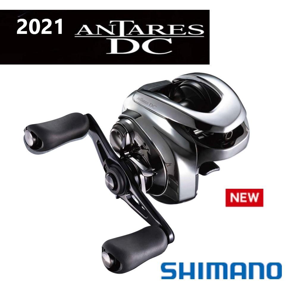 新進🐳三鯨釣具🐳SHIMANO🐳21 ANTARES DC 安達 路亞捲線器 路亞 梭型 海水 電子剎車 小烏龜 捲線器
