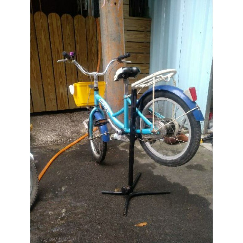 出清 二手車 捷安特兒童 KJ165系列 童車腳踏車 16吋 多款顏色可選 藍色 加送安全帽 歡迎淡水自取