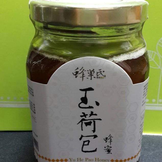 蜂巢氏玉荷包蜂蜜 375g*2罐~$900免運