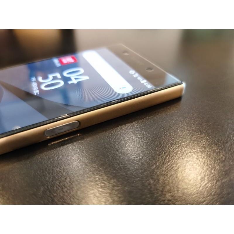 Sony z5 二手 7.8成新以上 單手機 香檳金