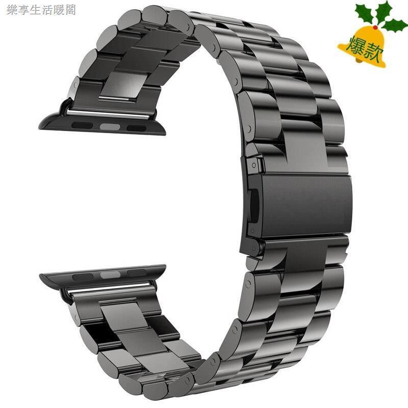 現貨福利✗🐂現貨熱銷💮牛年大禮🎁蘋果錶帶適用不銹鋼錶帶錶帶代 Apple Watch 手錶54 3 2 1銹鋼Iw