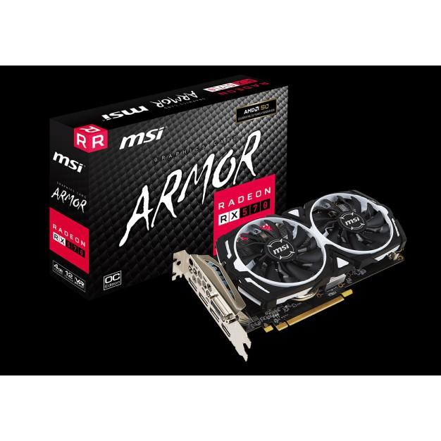 RX 570 4G ARMOR(RX 570 8G RX 580 8G 4G 750TI GTX 1060 6G 3G