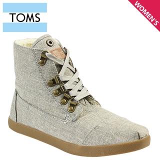 TOMS女士湯姆鞋長筒靴TOMS SHOES湯姆HEMP WOMEN'S HIGHLANDS BOTAS湯姆鞋 桃園市