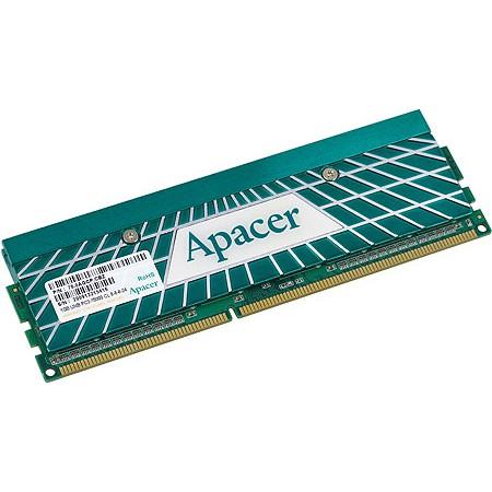 Apacer DDR3 2000,PC3016000, CL 9-9-9-27 高階超頻記憶體