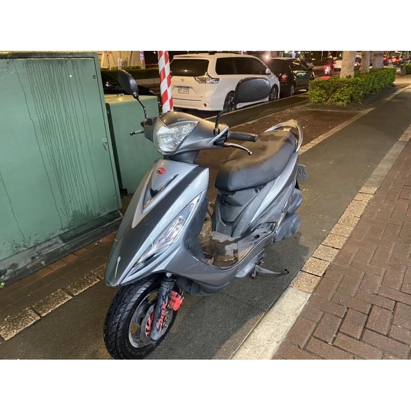 售2008年光陽 GP125