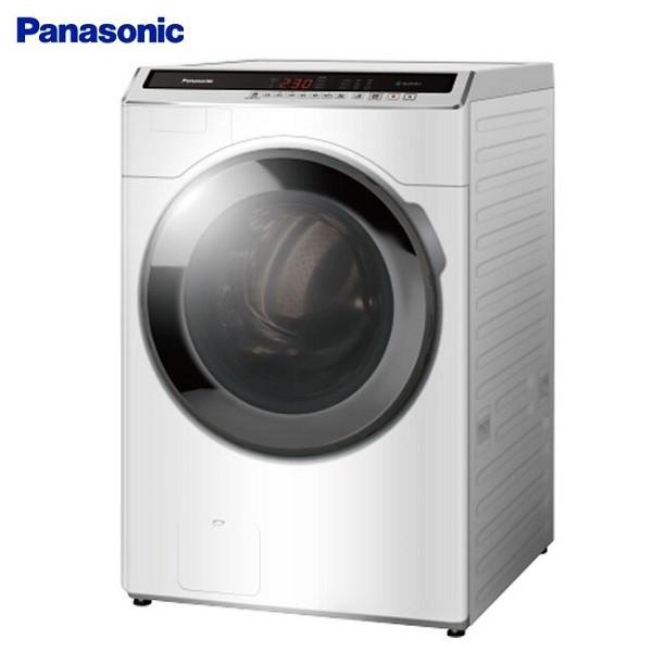 Panasonic 國際牌 14Kg/10kg滾筒式溫水洗脫烘變頻洗衣機 NA-V140HDH- *免費基安+舊機回收*
