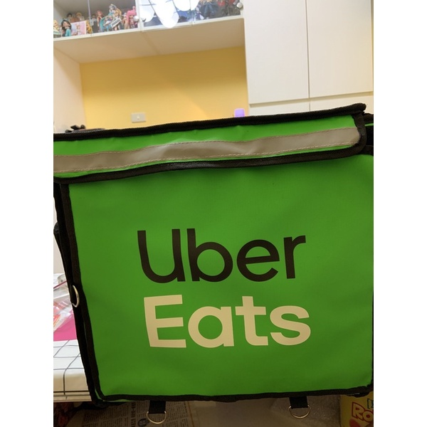 Uber eats 綠包 大包