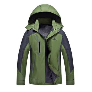 衝鋒衣 防風外套 戶外運動衣 登山服  工裝服 工作衣 保暖外套 男生衣著 8zw4