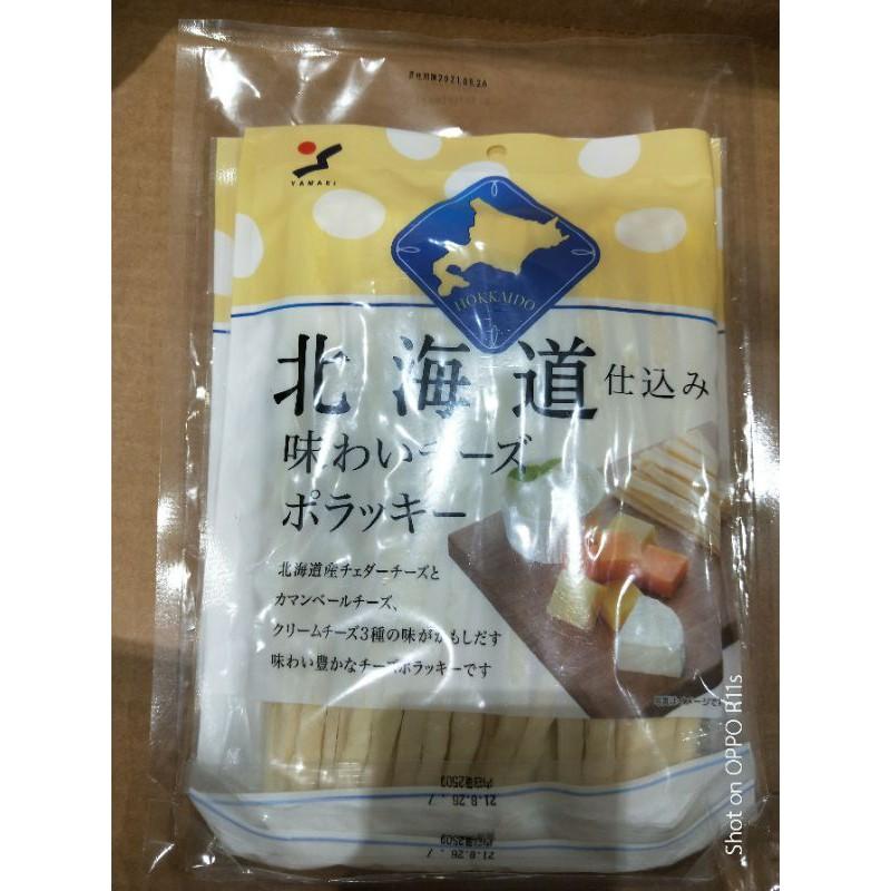 (阿威代購最低價)好市多代購 YAMAEI 山榮北海道鱈魚起司條