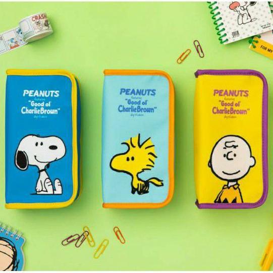 【YH韓國代購】韓國10x10 Peanuts Snoopy ⭐ 史努比 糊塗踏克 查理布朗 多功能收納 筆袋