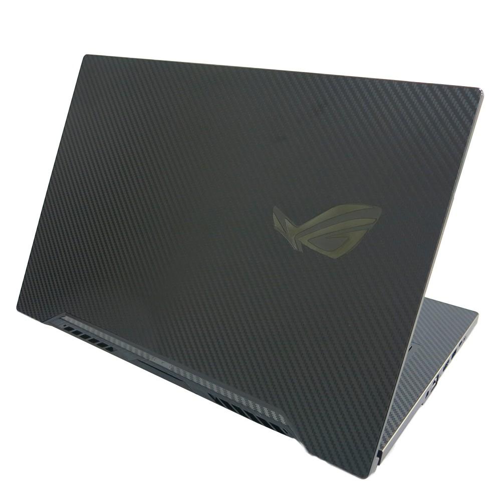 【Ezstick】ASUS GA502 GA502IV GA502IU 黑色立體紋機身貼 (上蓋貼、鍵盤週圍貼) DIY