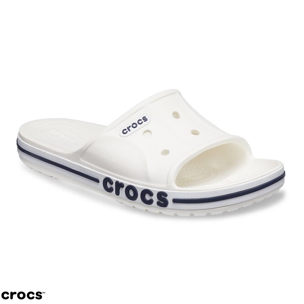 Crocs卡駱馳 (中性鞋) 貝雅卡駱班拖鞋-205392-126