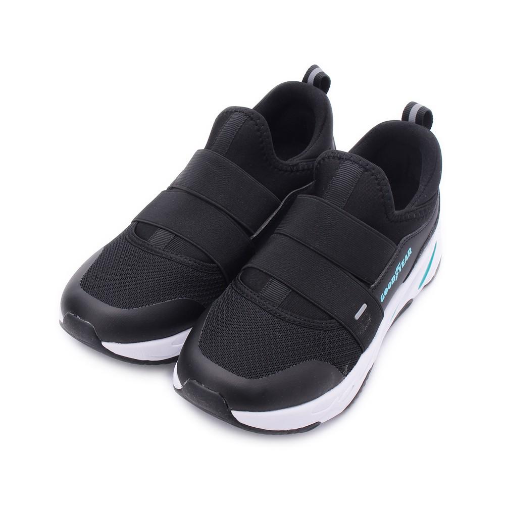 GOODYEAR GALAXY R1 繃帶慢跑鞋 黑 GAWR92700 女鞋